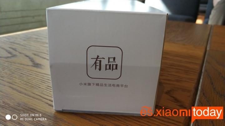 Xiaomi Kiss Kiss Fish caja parte inferior