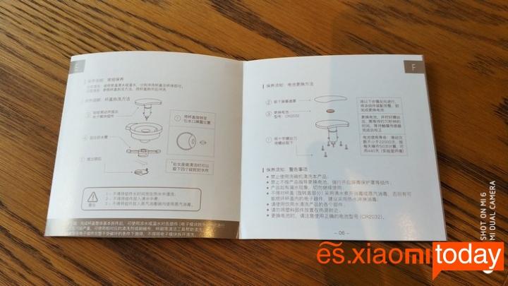 Xiaomi Kiss Kiss Fish manual
