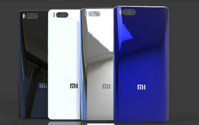 Xiaomi Mi 7 Colores