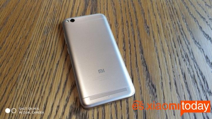 Xiaomi Redmi 5A destacada
