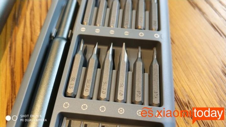 Xiaomi Wiha 24 in 1 destornilladores