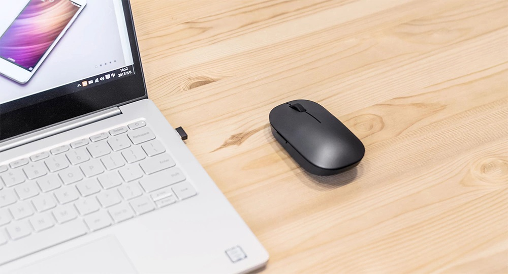 Xiaomi Wireless Mouse destacada