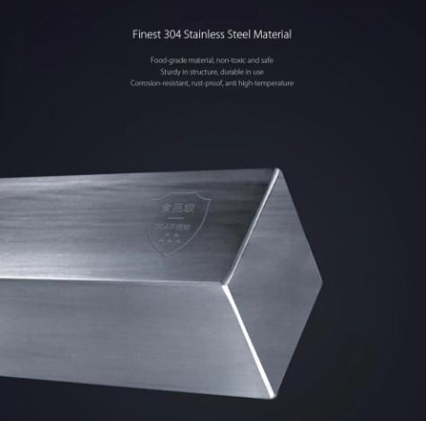 Xiaomi Mi Home Cutlery Set procesos