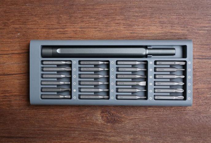 Kit de destornilladores Xiaomi Wiha 24 in 1 puntas
