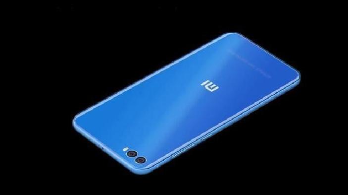Xiaomi Mi 7 parte posterior