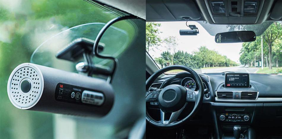 Xiaomi 70 Minutes Smart Car tamaño