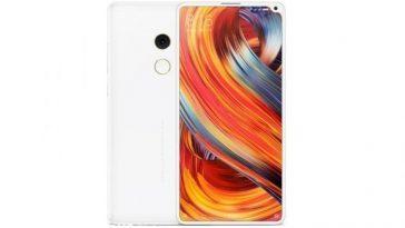 Rumores Xiaomi Mi MIX 2