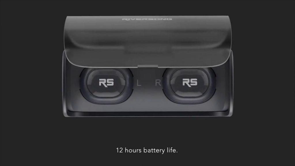 auriculares estéreo RIVERSONG Air X2 TWS