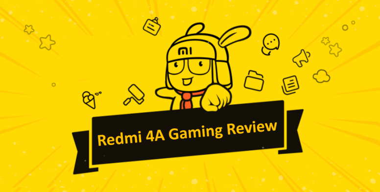 Xiaomi Redmi 4A gaming review