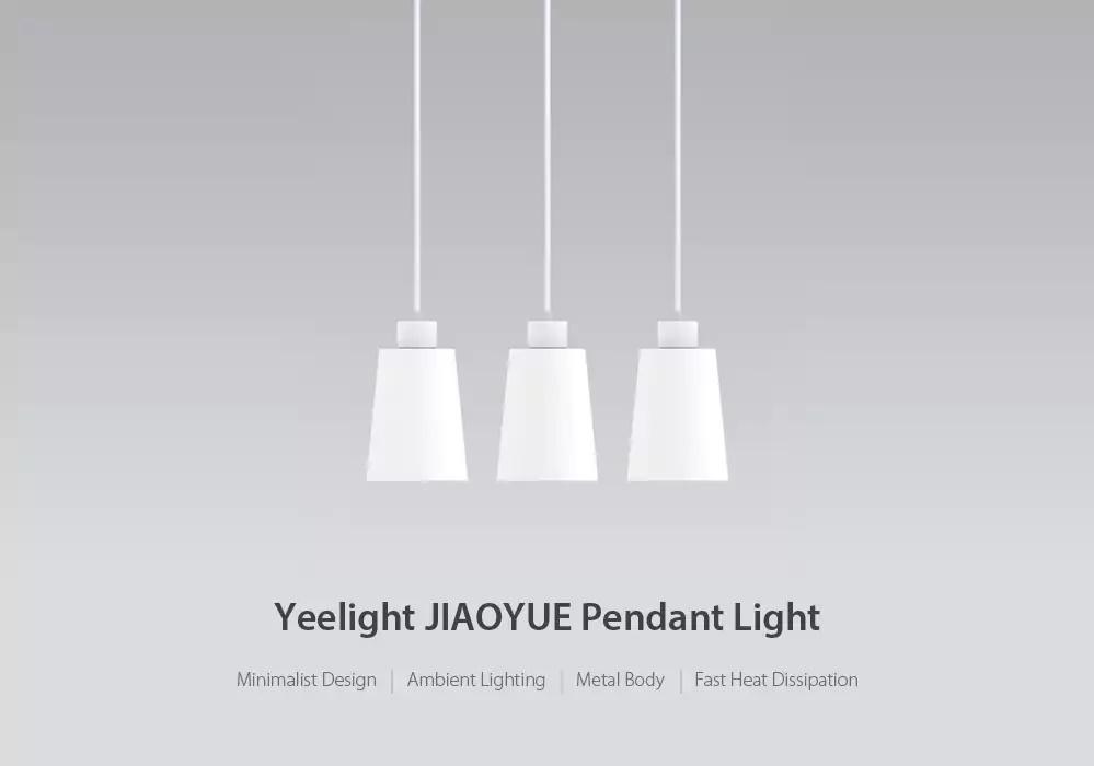 Lámparas Colgantes JIAOYUE E27 Xiaomi Yeelight