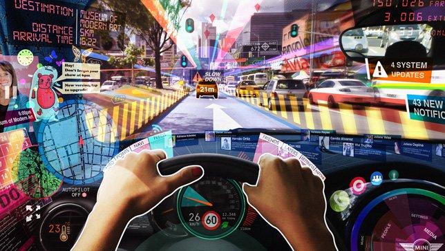 Futuro de la tecnología Realidad Aumentada