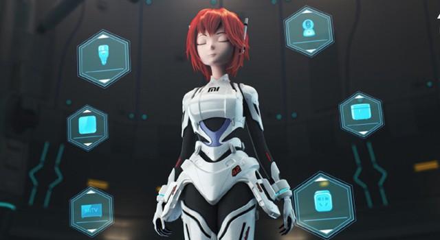 Xiaomi AI Virtual Image