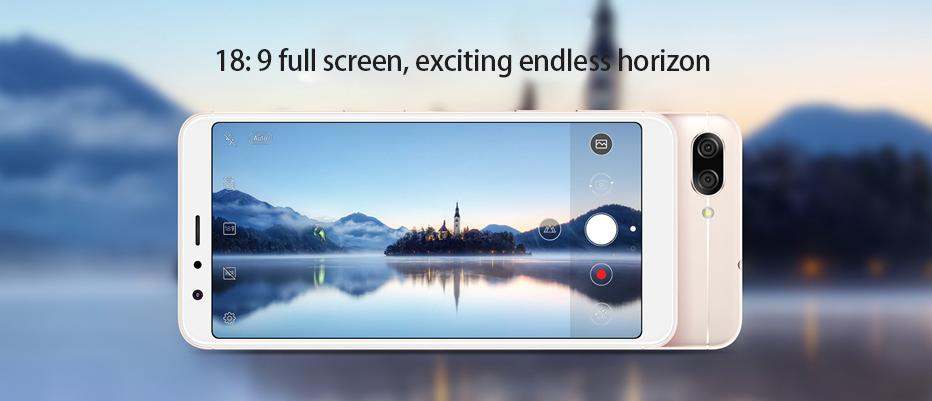 Asus Zenfone Pegasus 4S Max pantalla