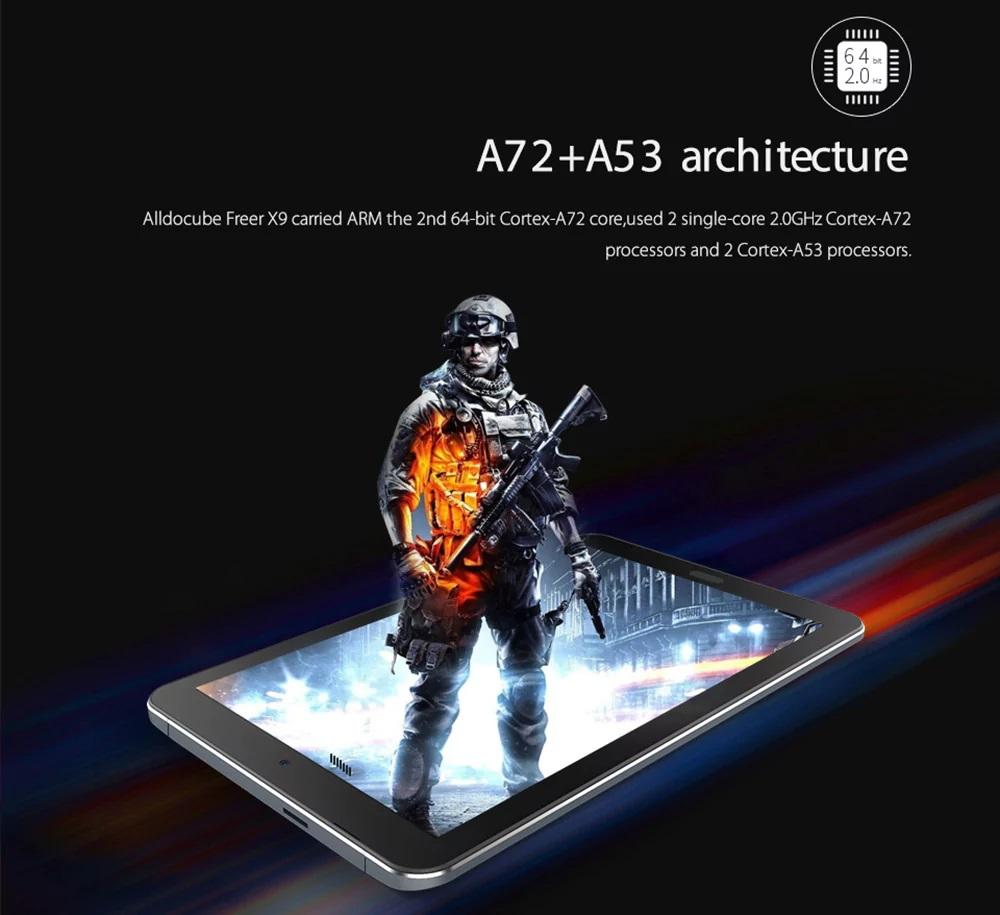 Alldocube Freer X9 hardware