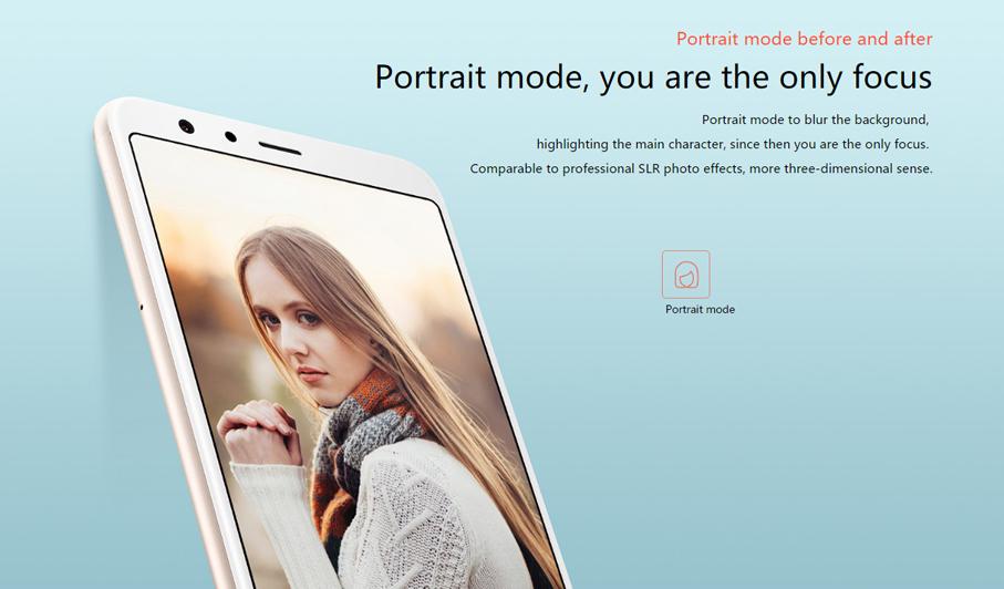 Asus Zenfone Pegasus 4S Modo retrato