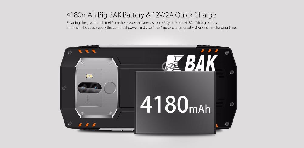 Blackview BV9000 batería