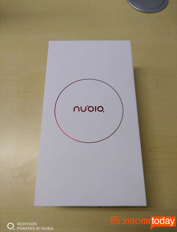 Nubia Z17 Lite - Unboxing