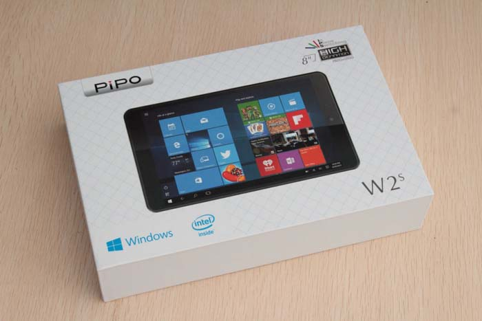 Pipo W2S caja