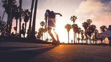 PomeIo P5 Electric Skateboard destacada
