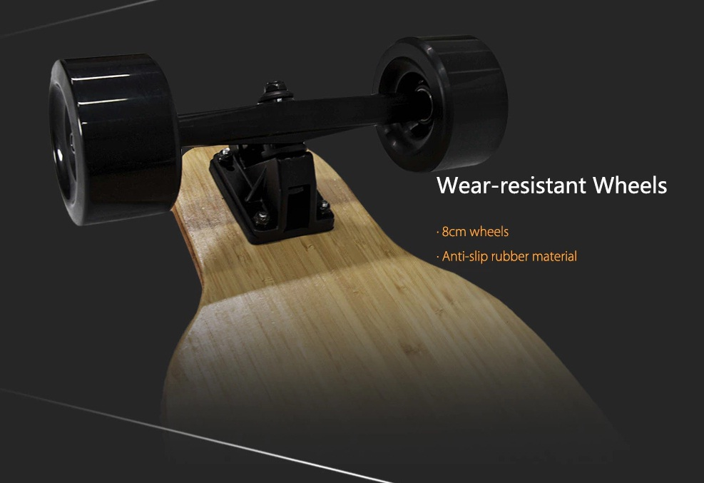PomeIo P5 Electric Skateboard design