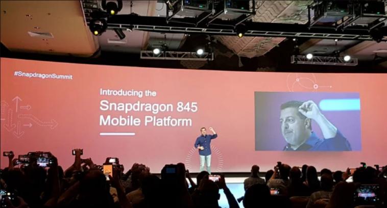Qualcomm Snapdragon 845 Destacada