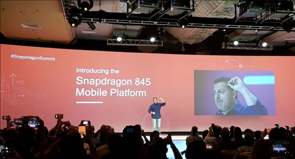 Qualcomm Snapdragon 845 Destacada