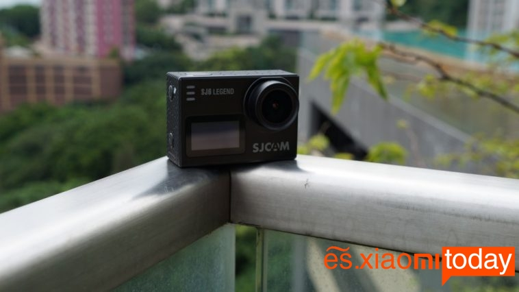 SJCAM SJ6 LEGEND destacada