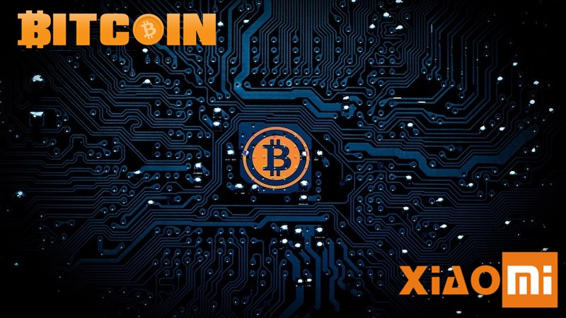 Xiaomi y Bitcoin