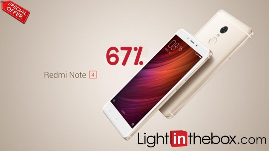 Oferta Xiaomi Redmi Note 4