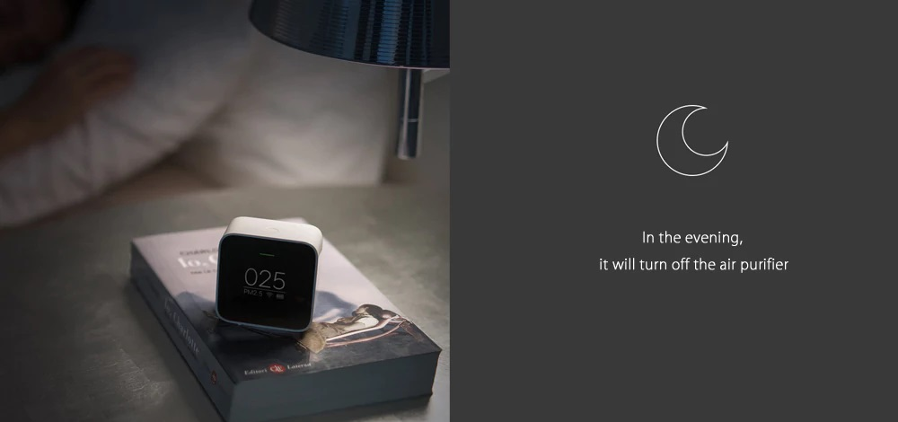 Xiaomi Smart Air Quality Monitor PM2.5