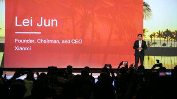Lei Jun Xiaomi cumbre Qualcomm