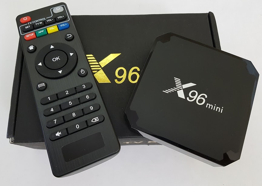 X96 Mini TV Box Destacada