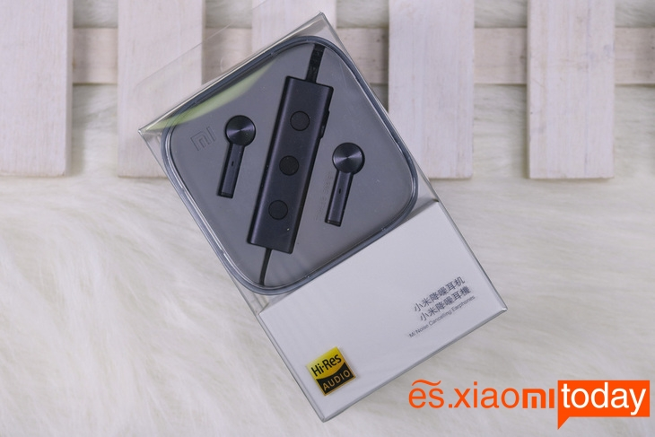 Xiaomi 3.5 Noise Reduction Earphones PI1