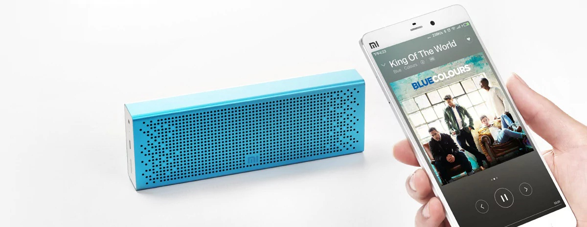 Xiaomi Bluetooth 4.0 Speaker destacada
