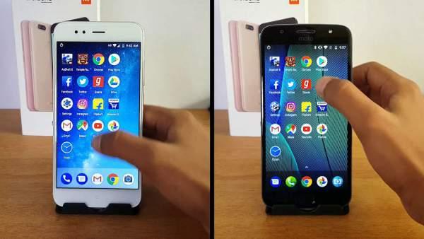 Xiaomi Mi A1 vs Xiaomi Mi 5X