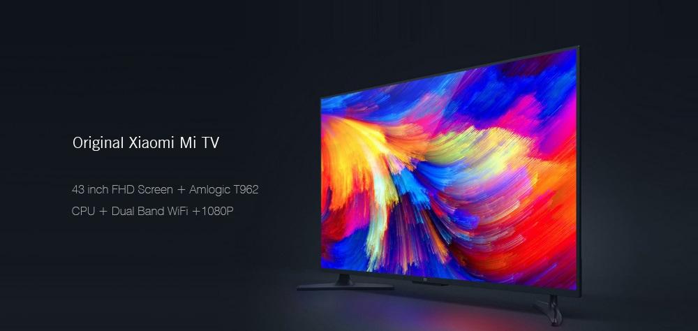 Xiaomi-Mi-TV-4A-destacada Ofertas de Gearbest de Mitad de año