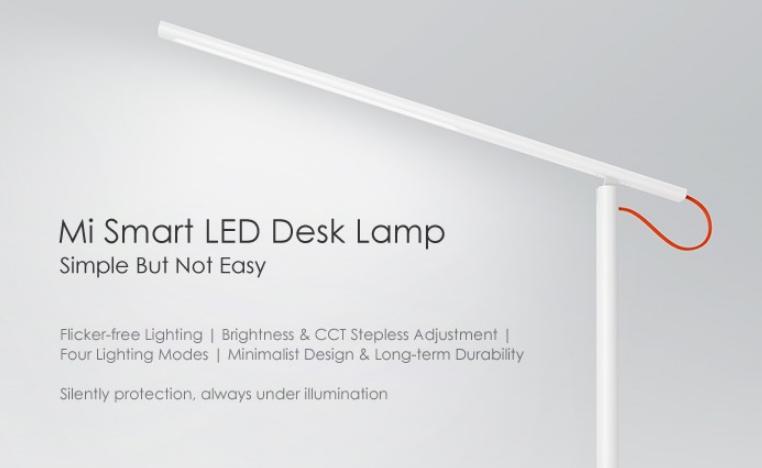 Xiaomi Mijia Smart LED Desk Lamp oferta