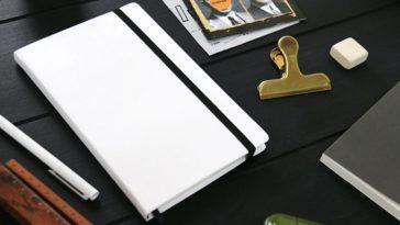Xiaomi PU Leather Cover Notebook destacada