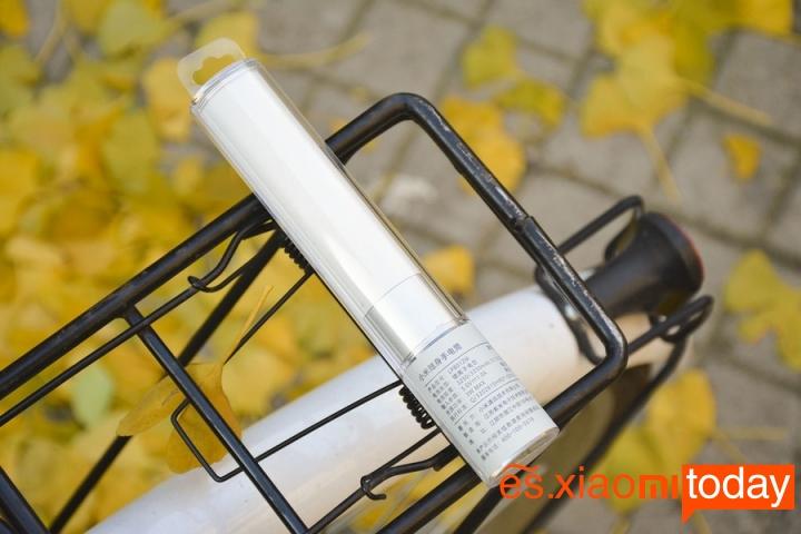 Xiaomi Portable Flashlight batería