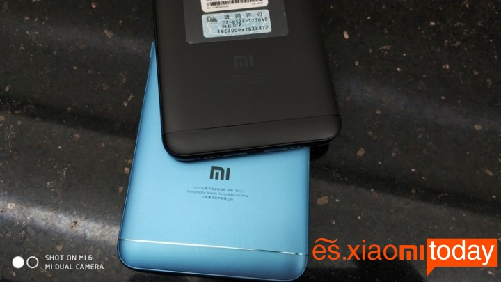 Xiaomi Redmi 5 Plus hardware