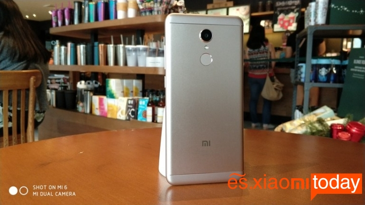 Xiaomi Redmi 5 hardware