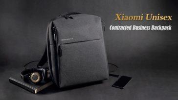 Xiaomi Unisex Business Backpack destacada