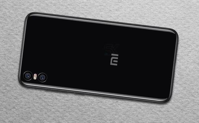 Xiaomi Mi 7 render