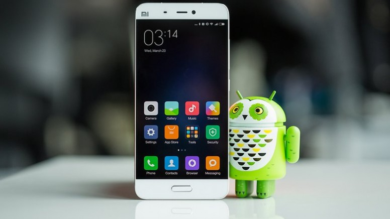 Xiaomi Mi 5 y Android Oreo