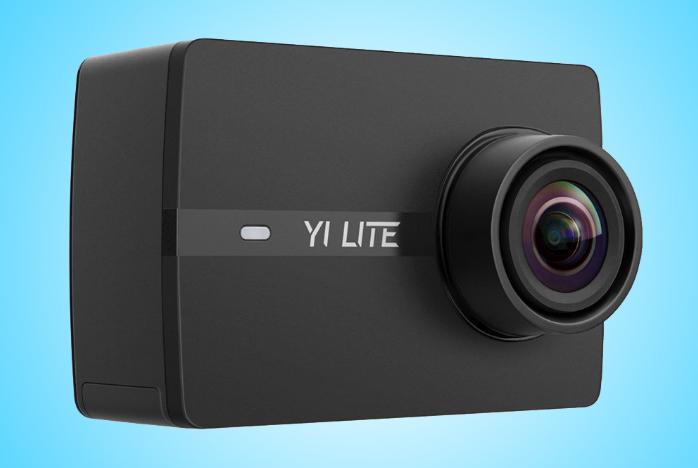 Nueva Yi Lite Action Camera
