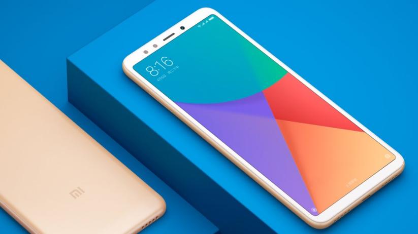 Xiaomi Redmi 5 y Xiaomi Redmi 5 Plus pantalla