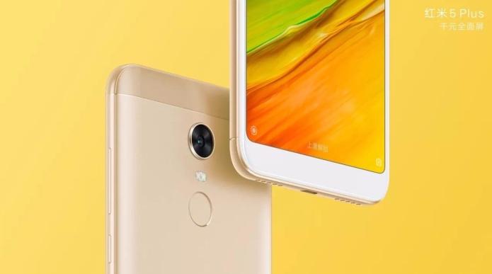 Xiaomi Redmi 5 Plus precio