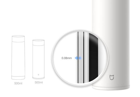 Xiaomi Mijia Vacuum Cup aislante