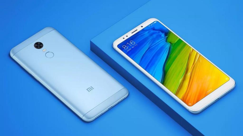 Xiaomi Redmi 5 y Redmi 5 Plus con MIUI 9