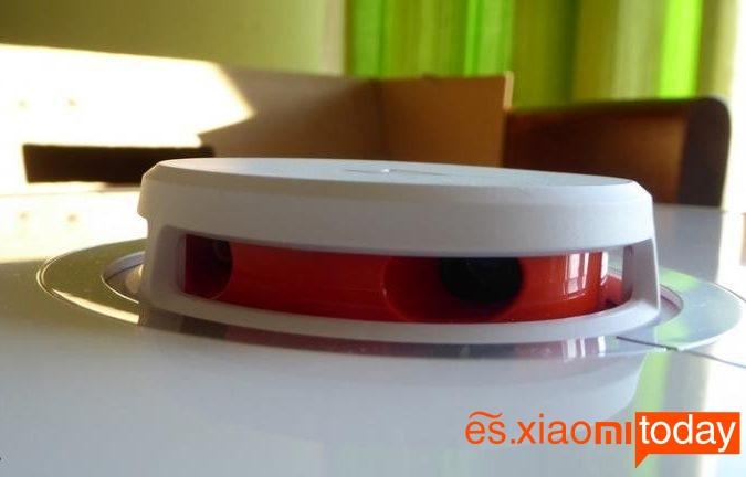 Xiaomi Roborock S50 - Torreta láser
